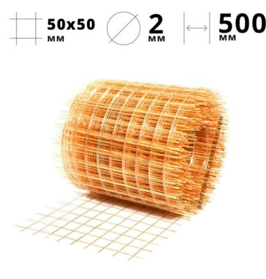 mesh-for-blocks-50х50-2mm-500mm