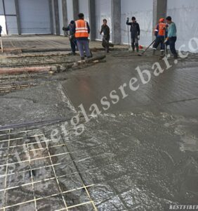 pouring-floor